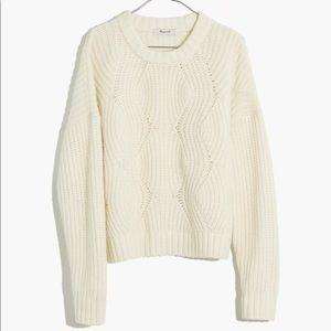 Everett Rib-Play Pullover Sweater